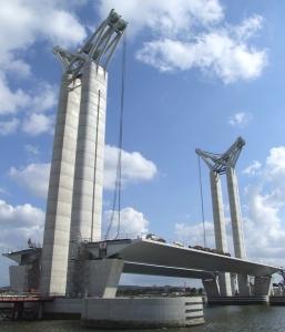 Le 6ième Pont rouennais, Gustave Flaubert