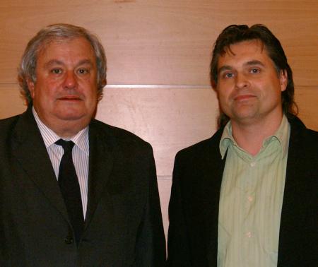 Avec Jean-Louis Destans