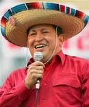 Chavez, l'apprenti fasciste ?