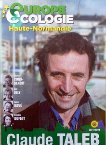 Claude Taleb en affiche