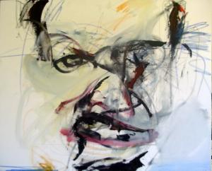 Nicolas Sarkozy par Cyril Leysin
