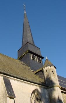 Eglise de Saint Eloi de Fourques