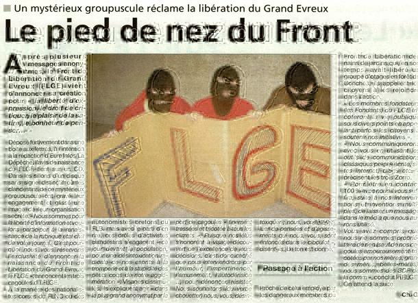 Front de Libération du Grand Evreux
