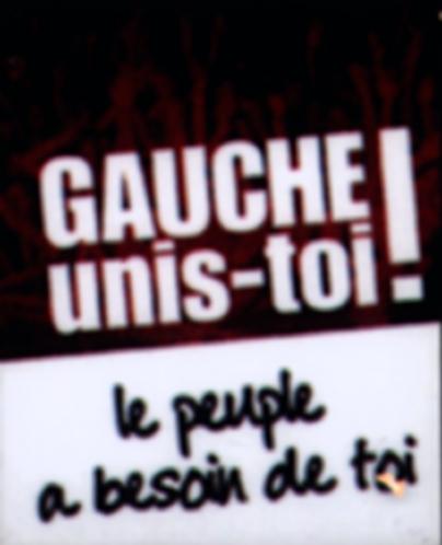Gauche unie