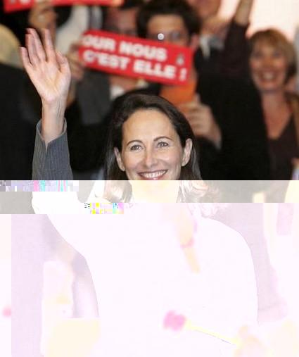 Le vote utile, c'est Ségolène Royal !