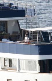 Le Yacht de Vincent Bolloré