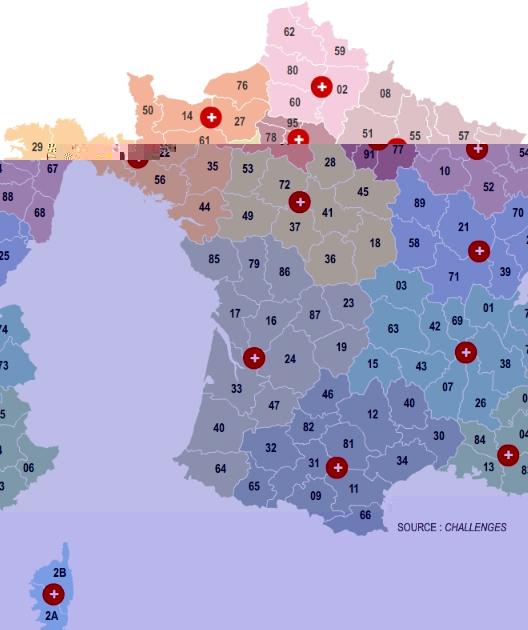12-regions-en-france