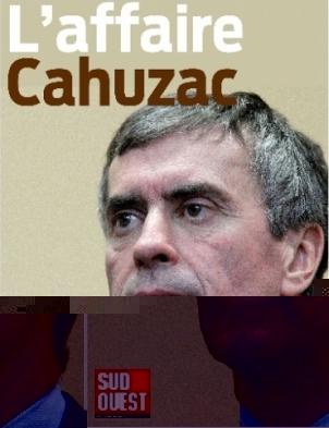 L'affaire Cahuzac dans Sud-Ouest