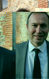 Alain Portais, le candidat socialiste à la mairie de Brionne