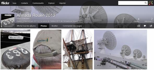 Edition 2013 Armada Rouen