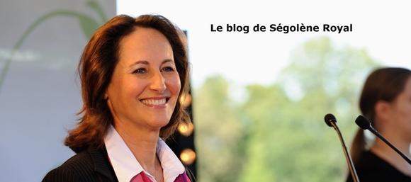 Le blog de Séoglène Royal