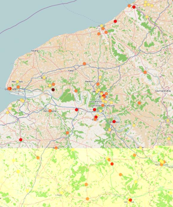 Emprunts toxiques en Haute-Normandie