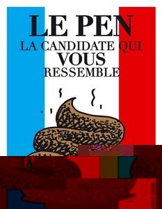 Le Pen, la candidate qui vous ressemble ?