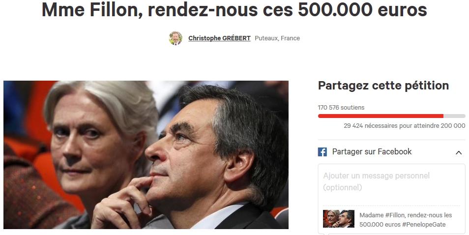 François Fillon et le sens des valeurs