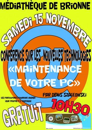 maintenance-de-votre-pc-mediatheque-de-brionne-15-novembre