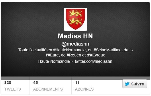 Suivre toute l'actualité en Haute-Normandie