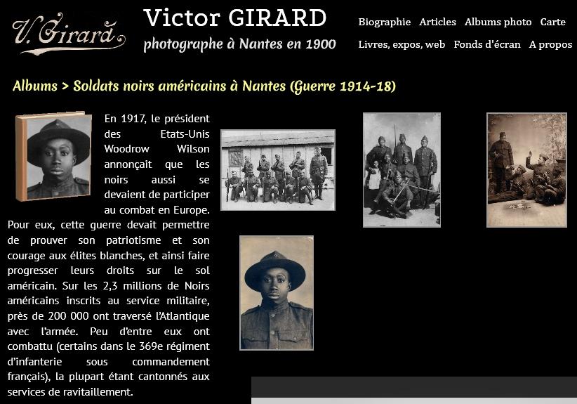 Victor Girard, photographe nantais des années 1900